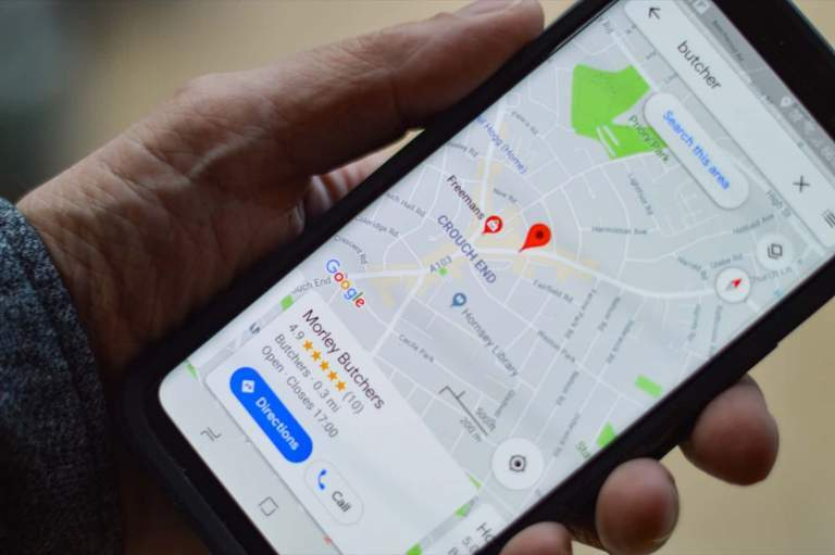 Get Your Business On Google Maps